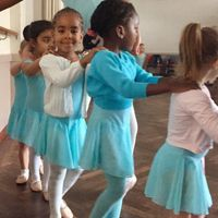 Ballet at Alexandra School of Dancing for the very young